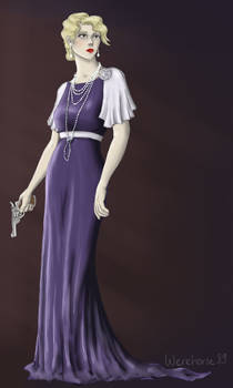 1930s style Riza