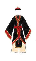 Emperor China Cosplay Design