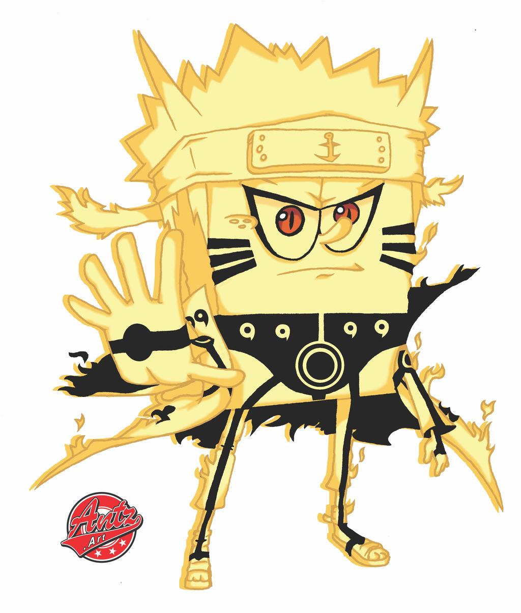 Image Gallery spongebob naruto