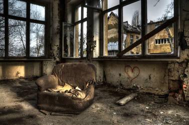 Love Shack by GrafMatula