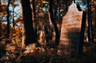 House of the graves by GrafMatula