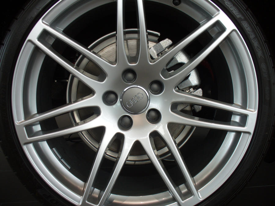 Audi A Rims By DjSteaua On DeviantArt - Audi rims