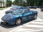 Ferrari f 430 spider side by Dj-Steaua