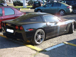 chevrolet corvette    side by Dj-Steaua