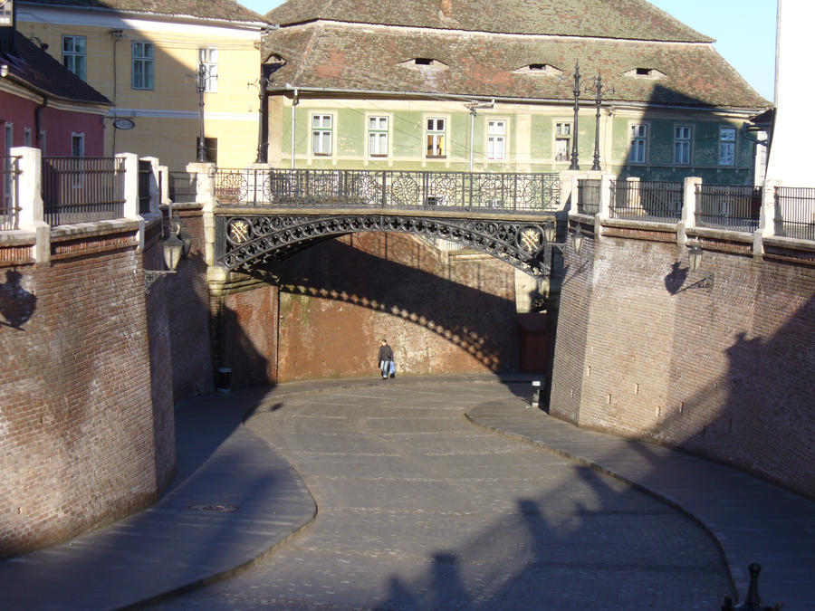 Bridge of lies Sibiu by Dj-Steaua