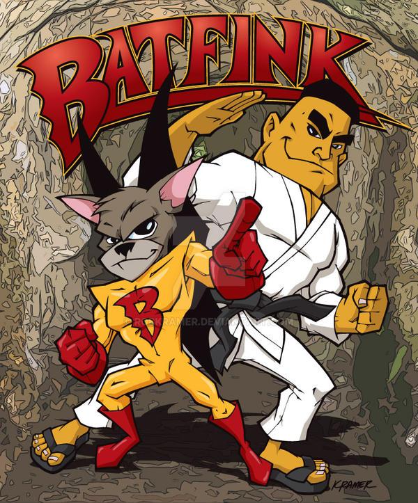 Batfink by RobKramer