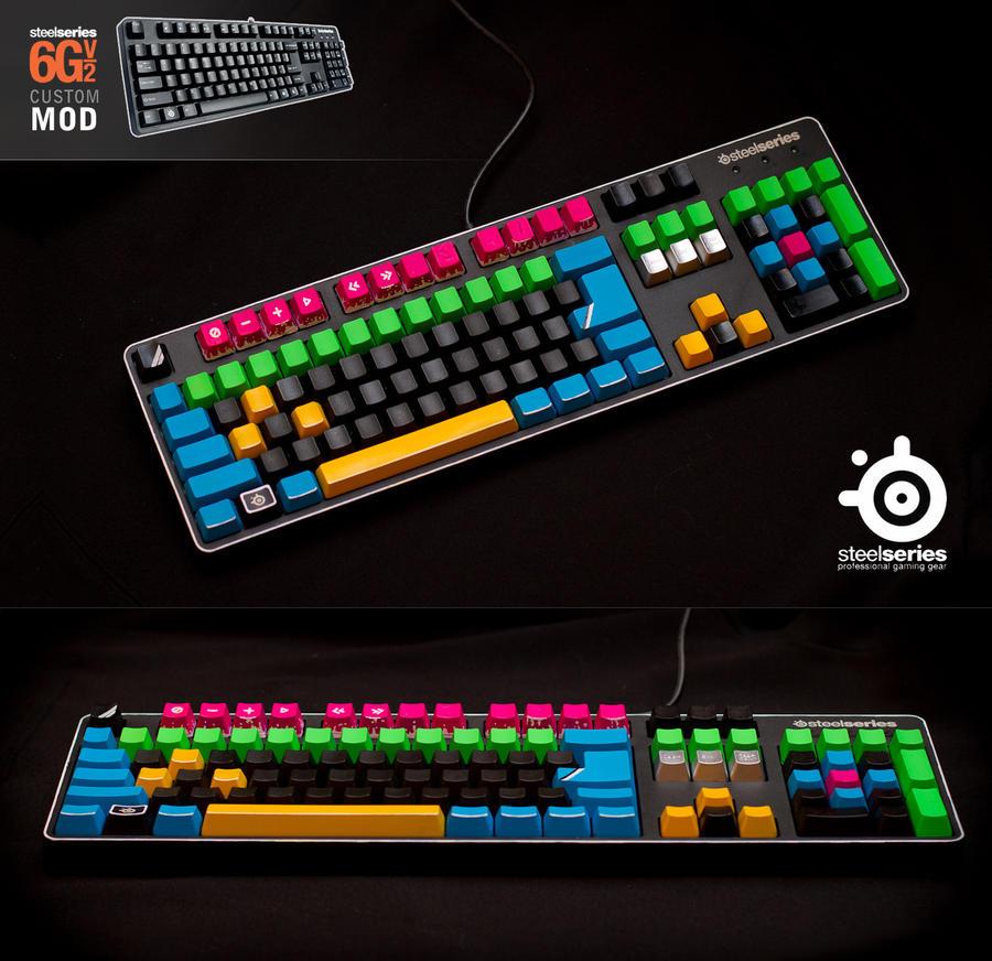 MAX Custom Backlit Mechanical Keyboard Image Gallery – MAX Keyboards