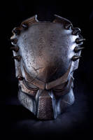 Predator Mask by CybertronicStudios