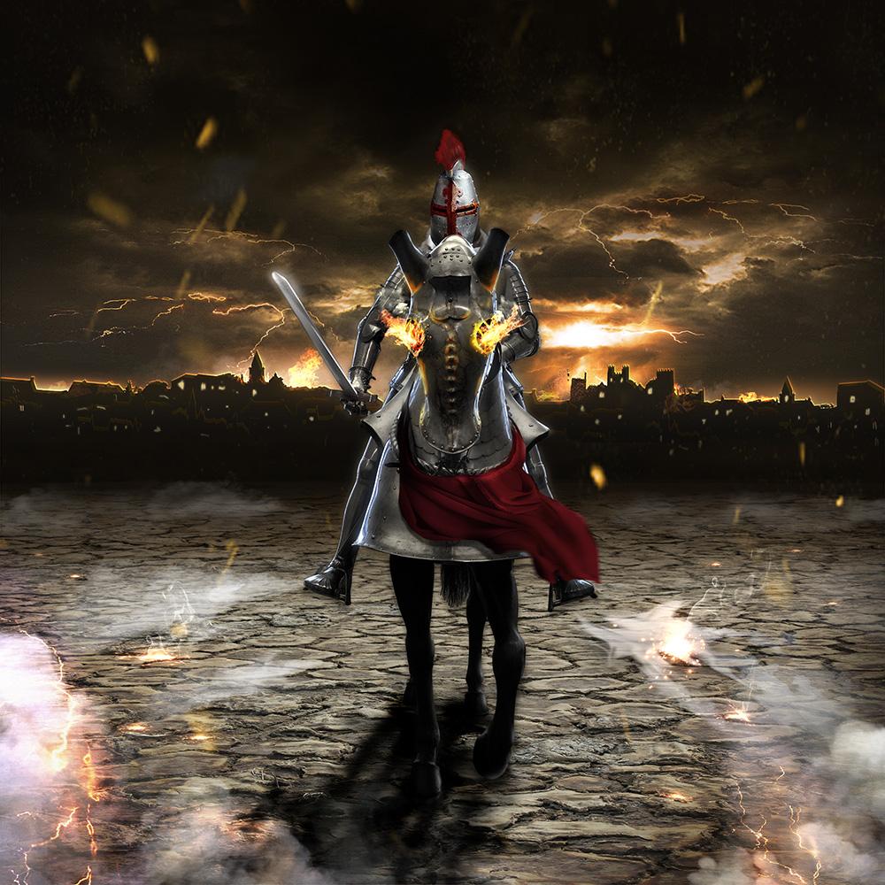 KNight Of Agartha by CybertronicStudios