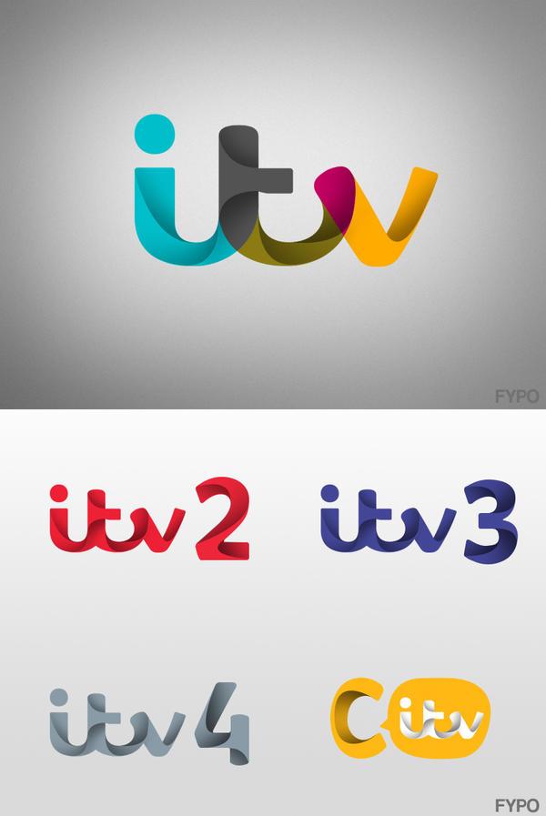 ITV LOGO by FYPO