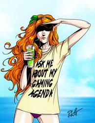 Ask Me by ashion