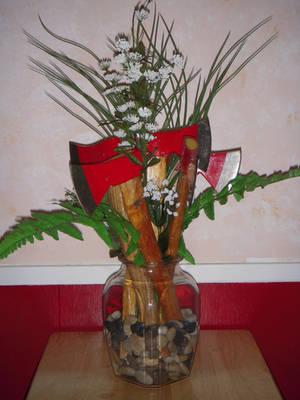 Last Date Bouquet - Hatchets