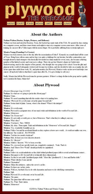 Plywood: About Plywood