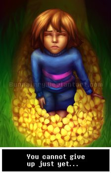 :Undertale: You Have To Stay Strong...