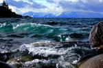 Tahoe Storm Approaching