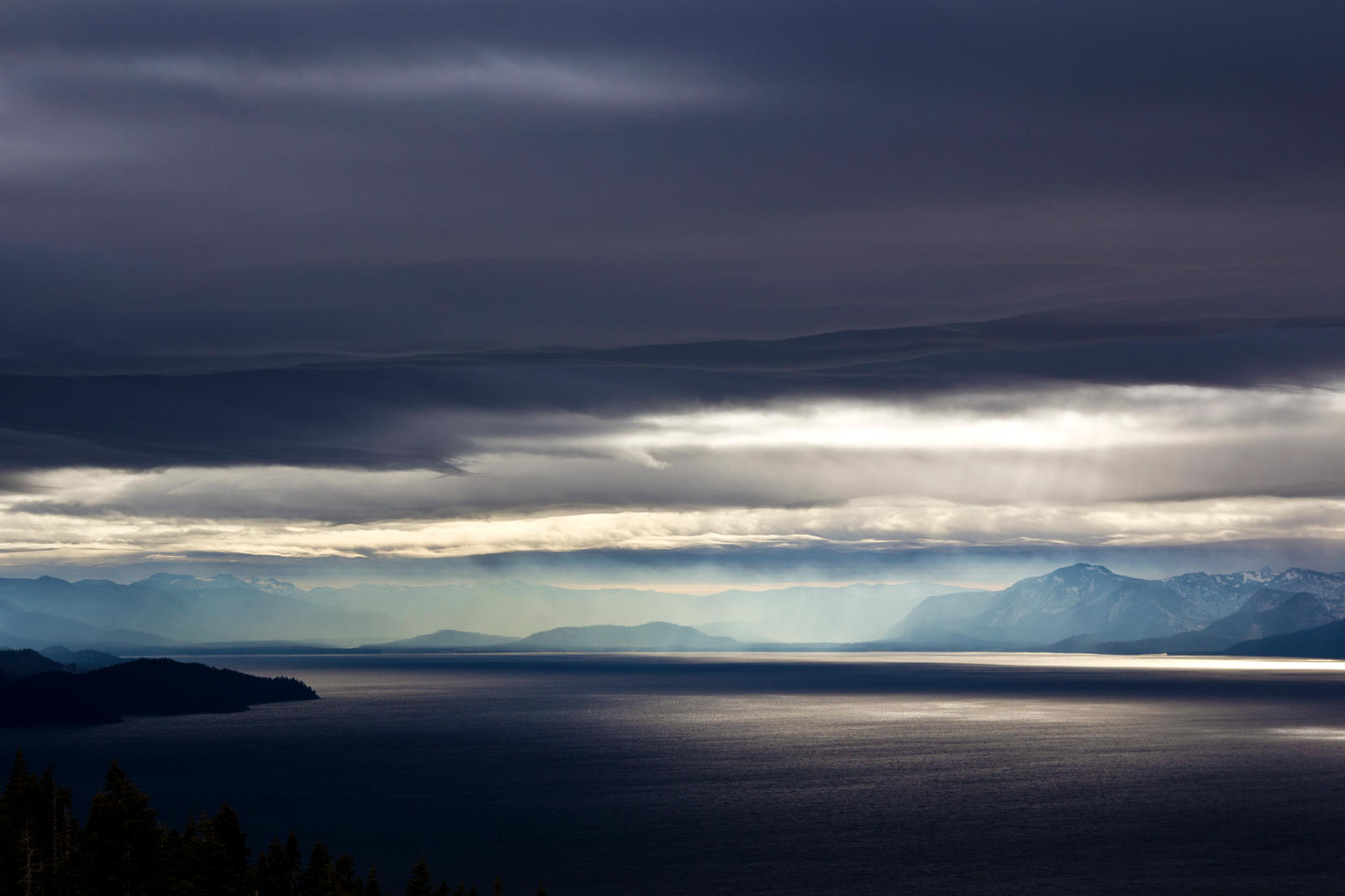 Winter Storms Return to Tahoe by sellsworth