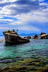 Bonsai Rock at Lake Tahoe