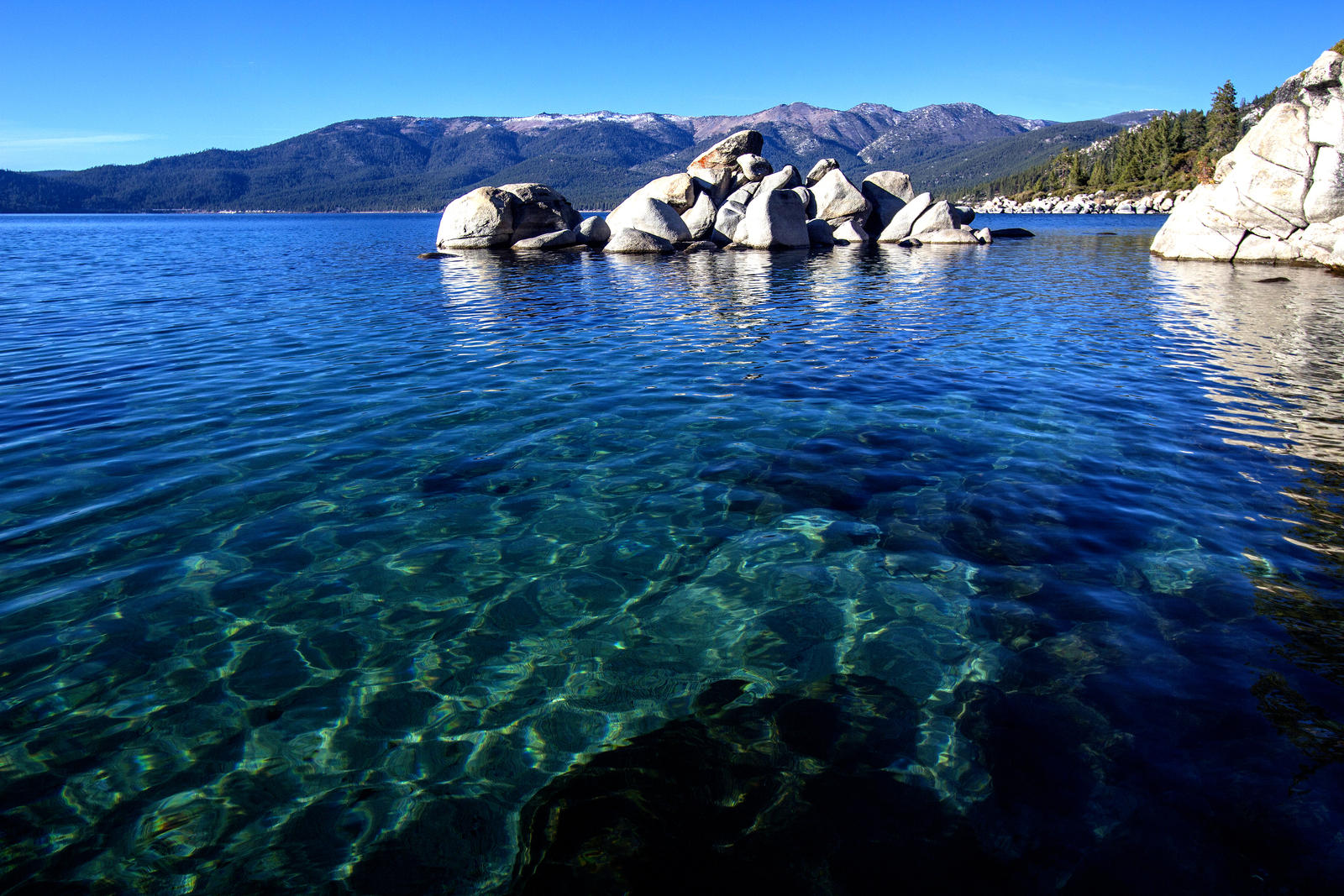 Tahoe East Shore by sellsworth