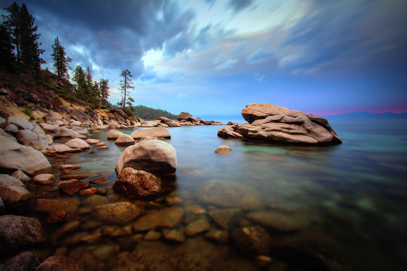 East Shore Tahoe by sellsworth
