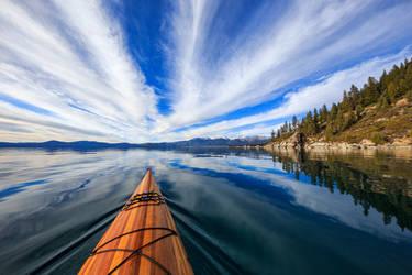 Splendid Day on Lake Tahoe