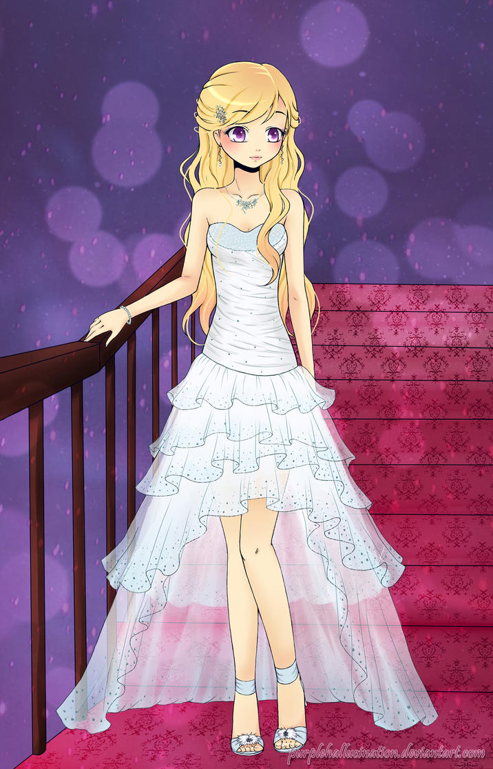 Z P Anabells Ballroom Gown By PurpleHallucination On