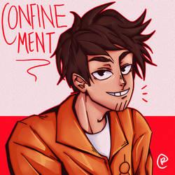 CONFINEMENT FANART by Raemiie