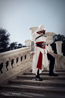 Ezio - Assassin's Creed I by theredviper