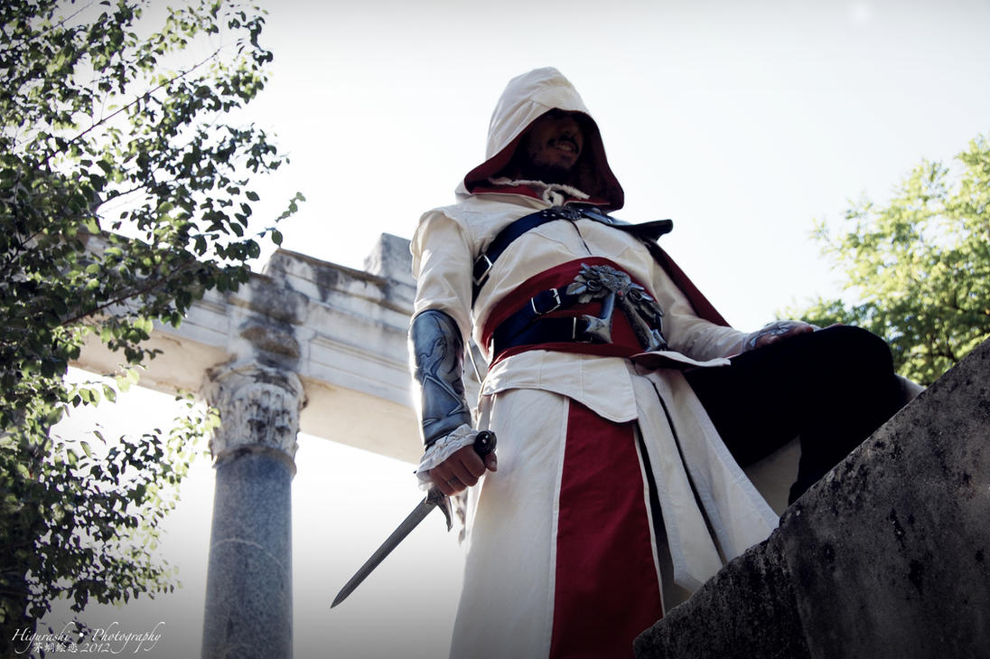Ezio - Assassin's Creed VII by theredviper