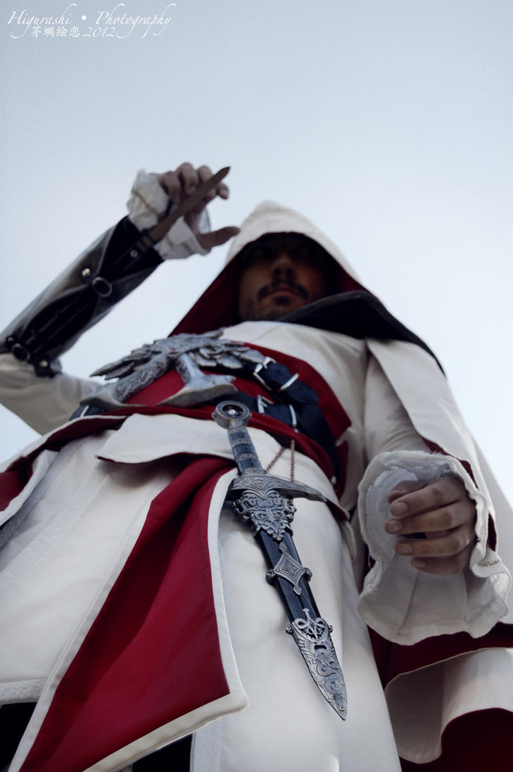 Ezio - Assassin's Creed XV by theredviper