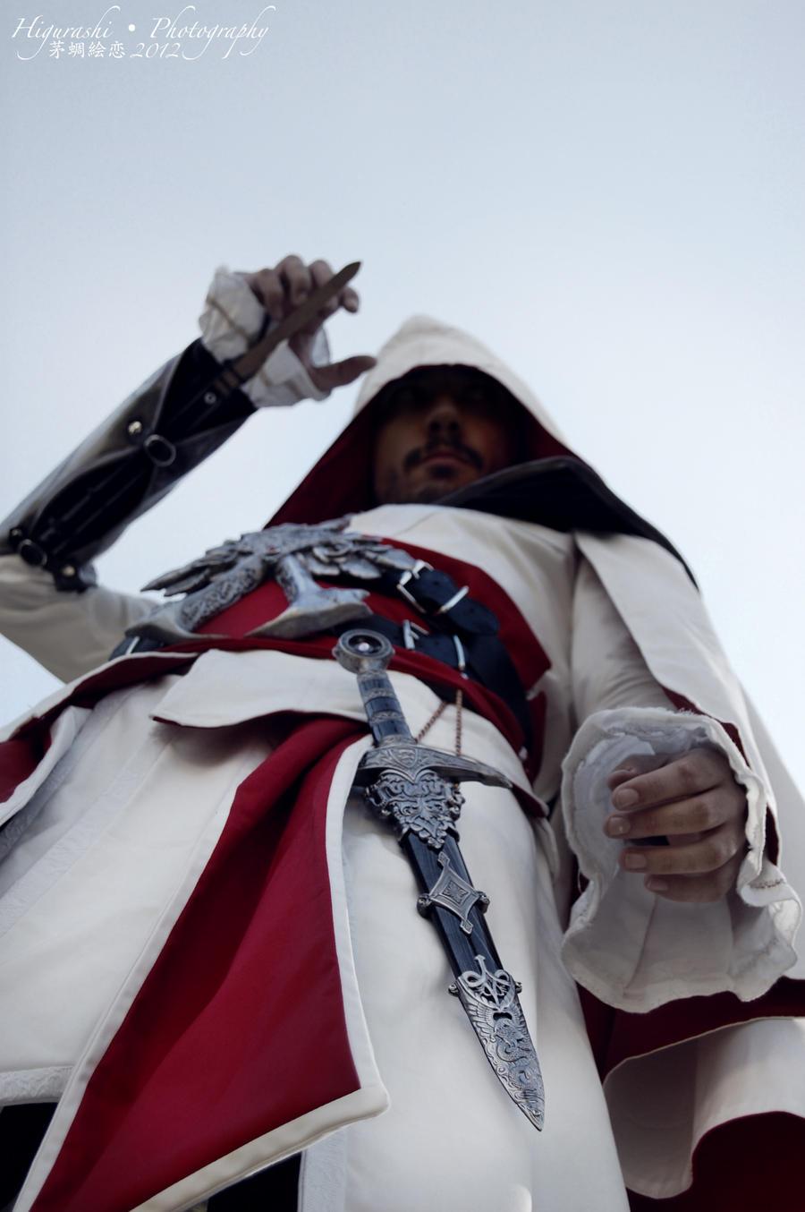 Ezio - Assassin's Creed XV by theredviper