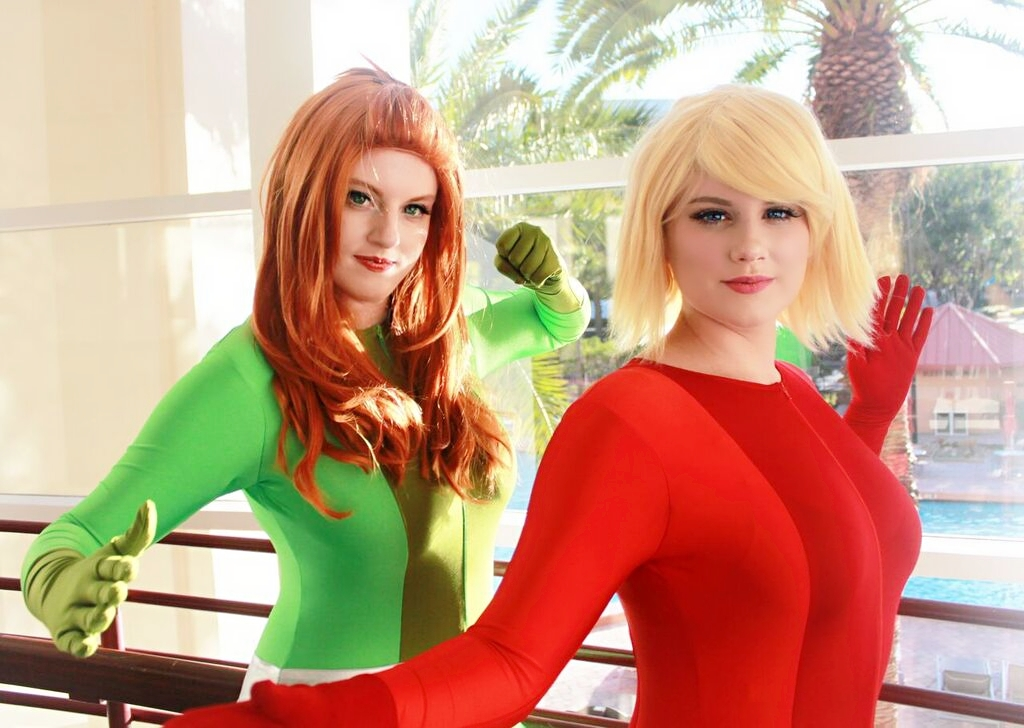 Sam clover totally spies by surrahx on deviantart - Deguisement totally spies adulte ...