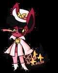 Rose - 15 (gold star)