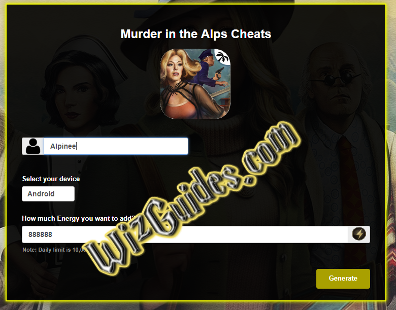 Murder In The Alps Cheats By Murderinthealpsguide On Deviantart
