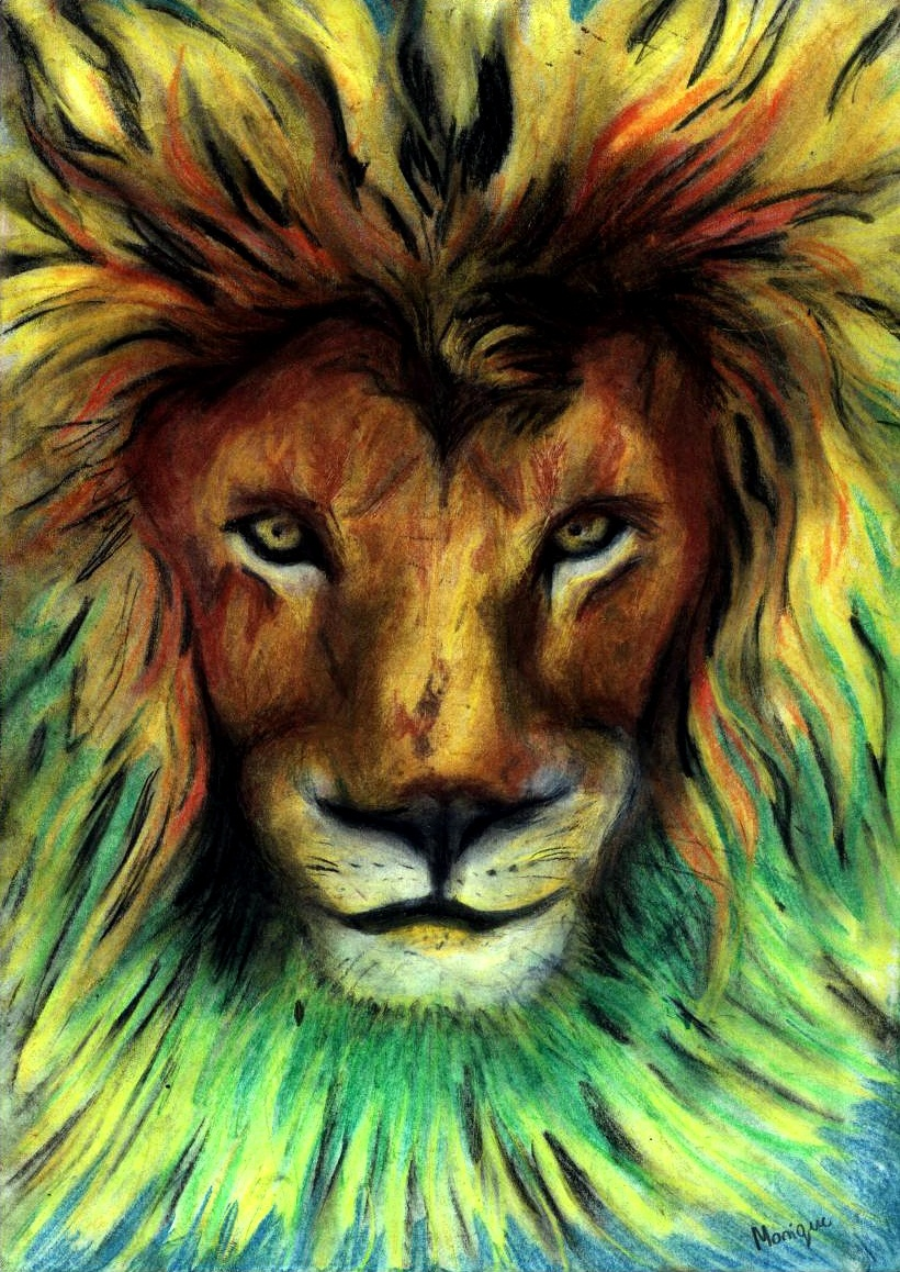 Rasta Lion by LadyWhiite on DeviantArt Rasta Lion Wallpapers