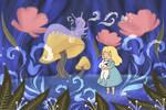 Alice in Wonderland Children's Picture Book