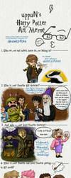 Harry Potter Meme - intense by drewsefske