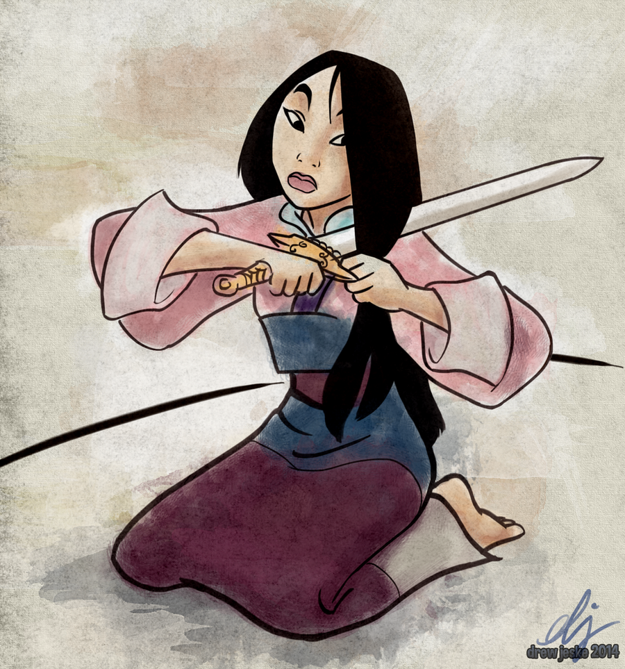 Image Result For Mulan Coloring Page