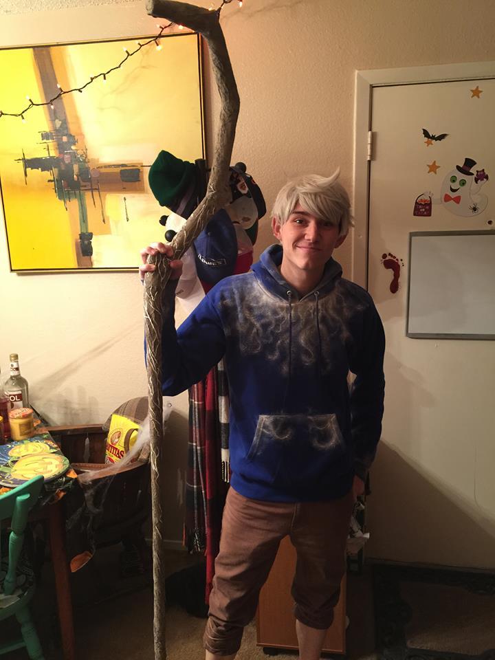 halloween costume 2014 jack frost by drewsefske