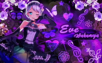 Bandori Eve Wakamiya Wallpaper