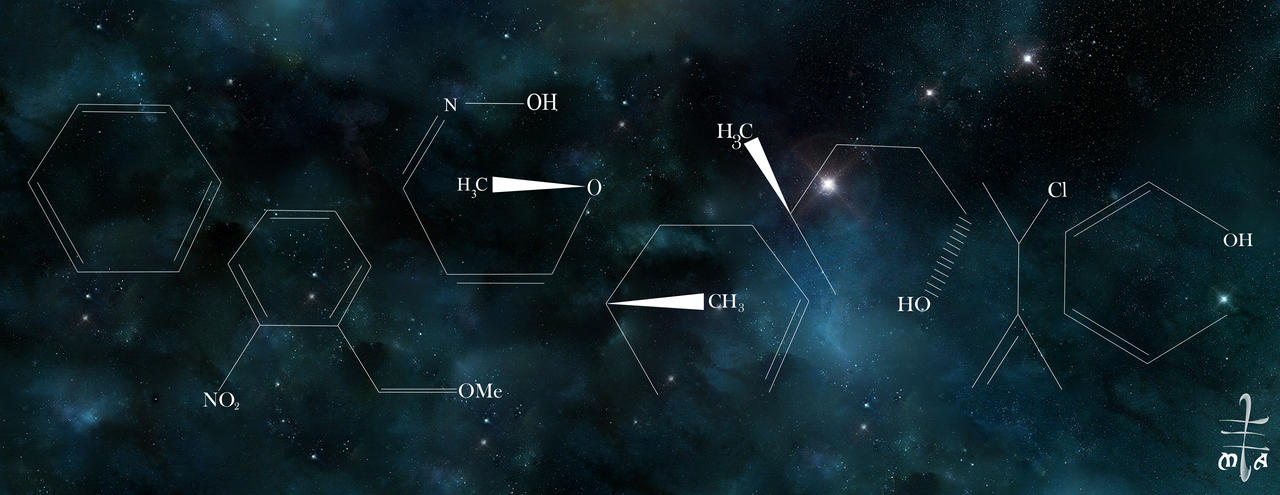 ORGANIC Chemistry Typography by thechangelingmedusa on ...