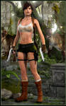 TR3 Outfit... Aicka