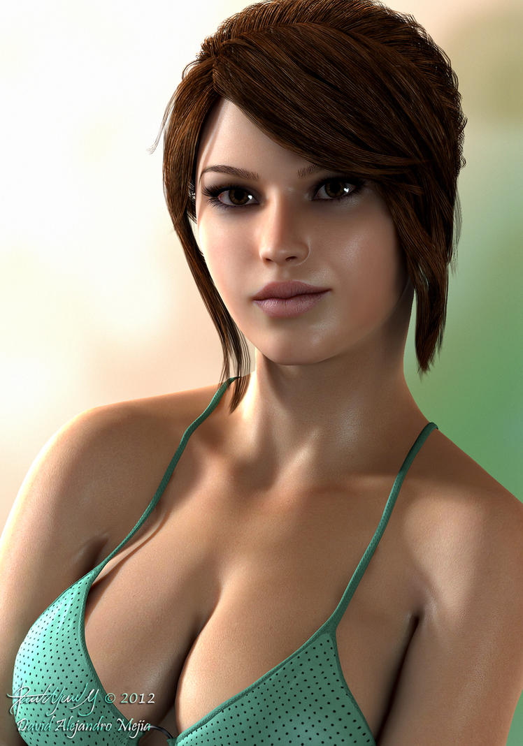 Lara Render 10 by Pitoxlon