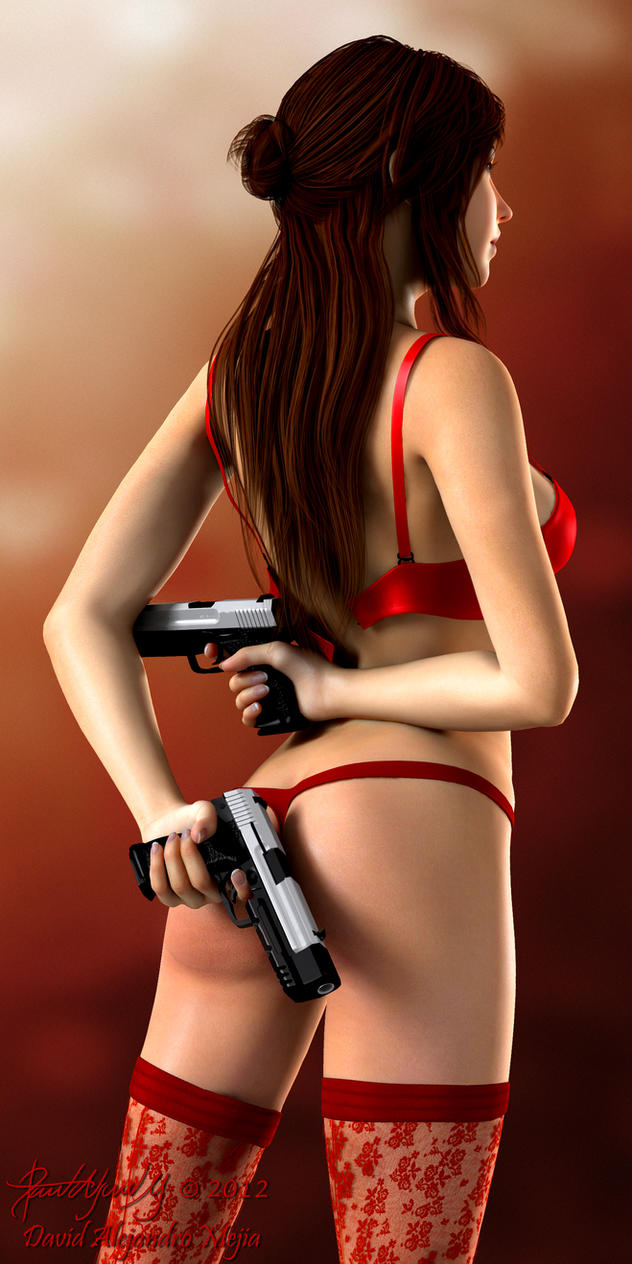 Lara Render 5 by Pitoxlon