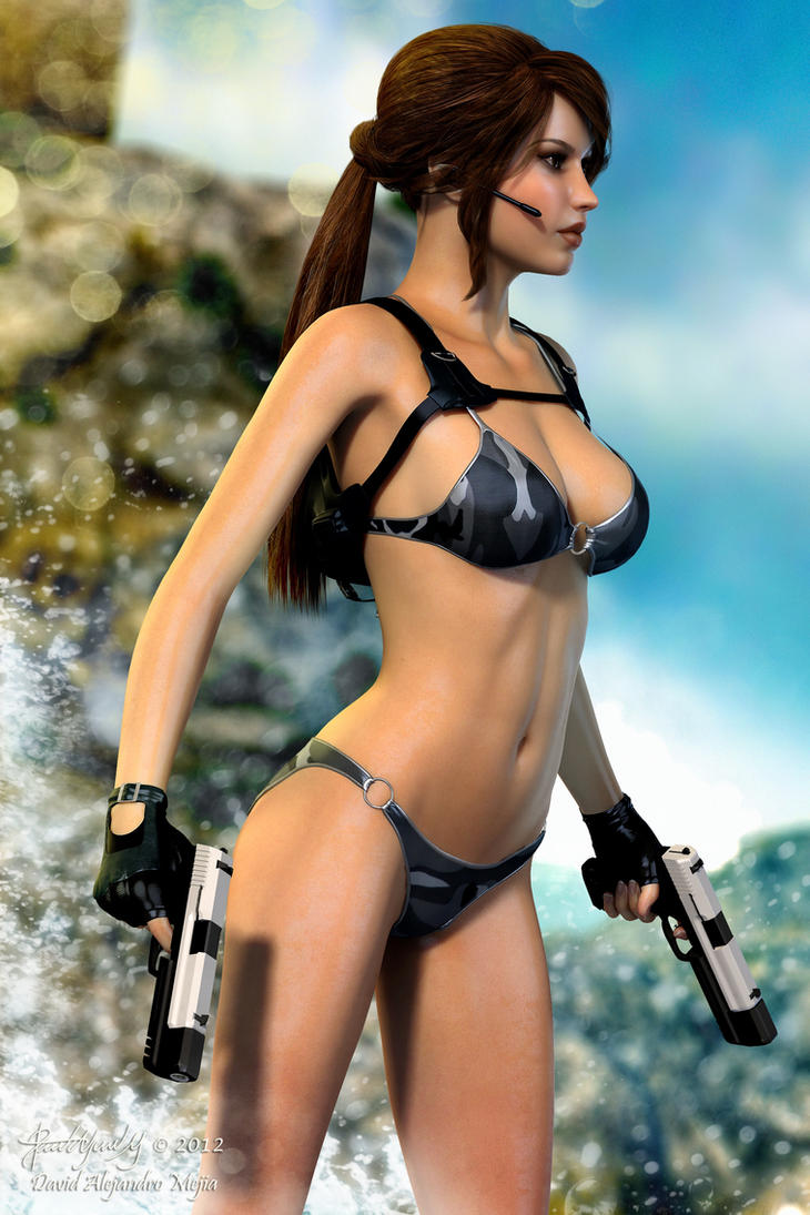 Lara Render 25 by Pitoxlon