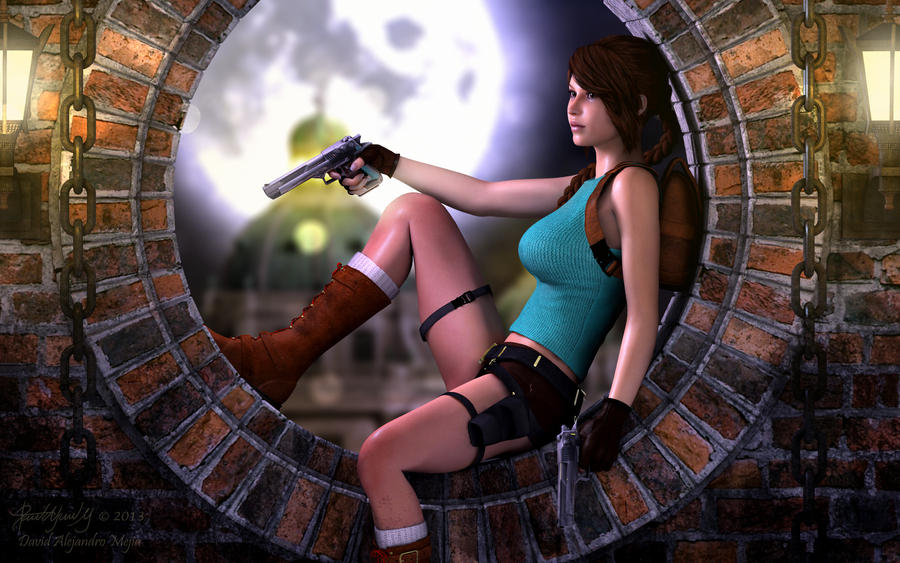 Lara Render 21 by Pitoxlon