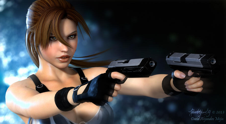 Lara Render 23 by Pitoxlon