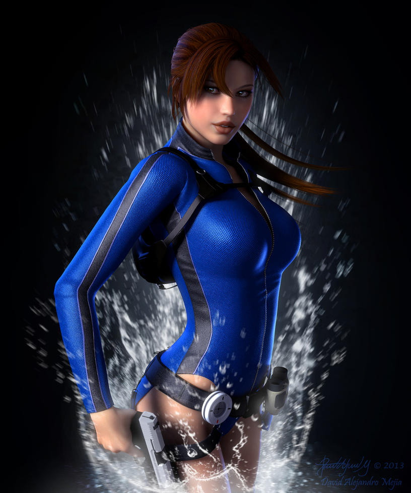 Lara Render 12 by Pitoxlon