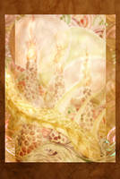 Eclipse of the three suns by alizarin