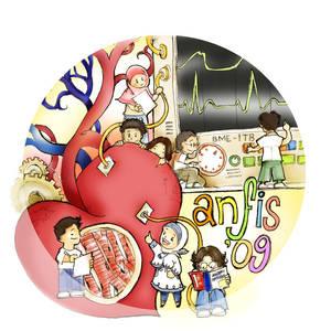 Anatomy-Physiology Class pin