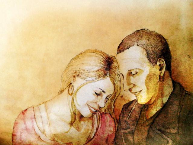 Nine + Rose - tender by alizarin